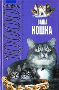 Ваша кошка. 1000 советов | Н.В.Высоцкая